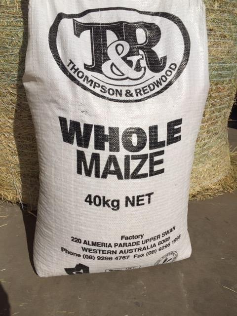 Chaff & Maize